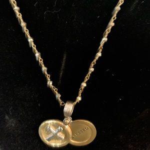 Grace& Heart necklace